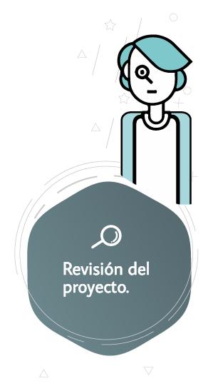 Revisión del proyecto web gráfico